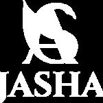 logo jasha alata moda png bianco